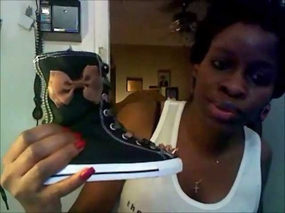 How To: Customize Converse Tutorial