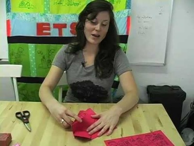 How to Make a Box Out of Scrap Paper