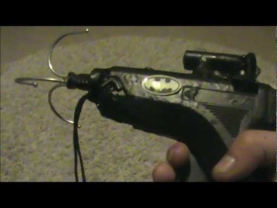 How to make a grapple gun