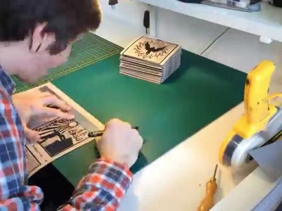 How to make a hand made CD case in under 15 seconds