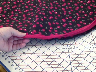 How to make a Retro Apron - My version Part 2