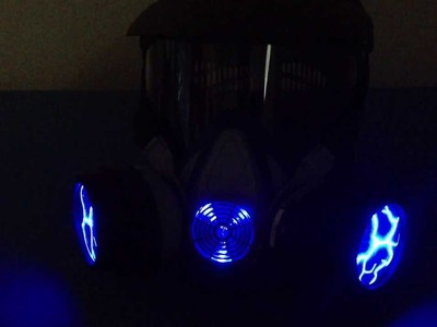 How to Make: Plasma Zombie Apocalypse Mask
