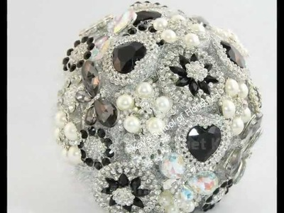 How You Can Make Your Own Brooch Bouquet