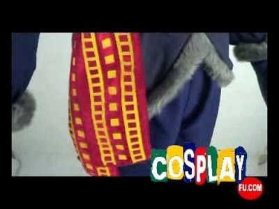 Kristoff Cosplay Costume for Frozen Cosplay