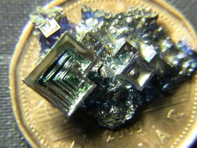 Making Bismuth Crystals