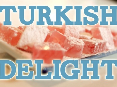 Narnia - Turkish Delight ft Sorted Food! Feast of Fiction Ep. 19