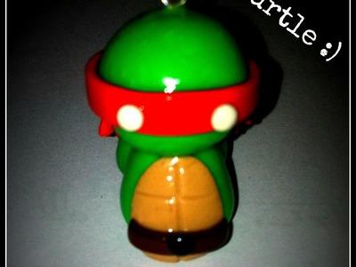 Ninja Turtle Charm Tutorial :D