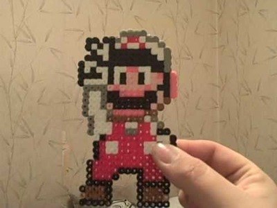 Perler Bead Sprites: Old Ones I made with No VIdeo