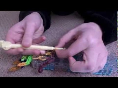 Rainbow Loom Cowgirl Figurine Tutorial