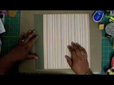 Scrapbook Tutorial 7-17-09 [Part 1]