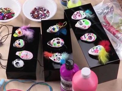 Spoon Skulls - Lesson Plan