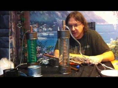 Steampunk Bubble Tube How To Tutorial - Updated