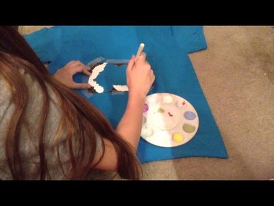 The Fault In Our Stars Shirt DIY