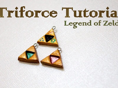 CHARM Tutorial - Triforce LEGEND of ZELDA