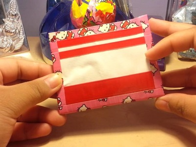 CRAFT OF THE WEEK #2- Deluxe Inside Out Wallet