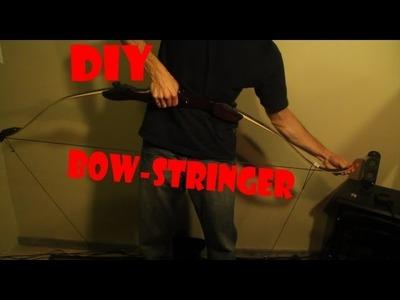 DIY Bow Stringer