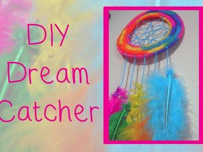 DIY Plastic Canvas DREAM CATCHER!