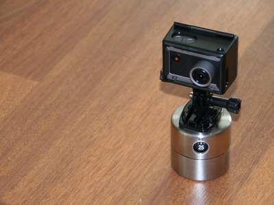 DIY Time-lapse - Rotation for Actionpro X7, GoPro or any other action camera.