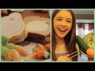 Four Lunch and Snack Ideas | Back to School 2013