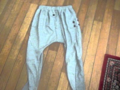 Harem pants for men from sammydress