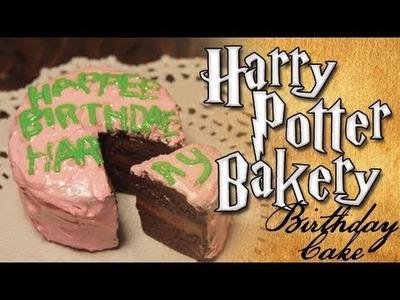 Harry Potter Clay Bakery: Harry's Birthday Cake