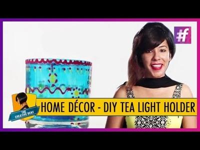How to Make a Tea Light Holder | DIY Tutorial