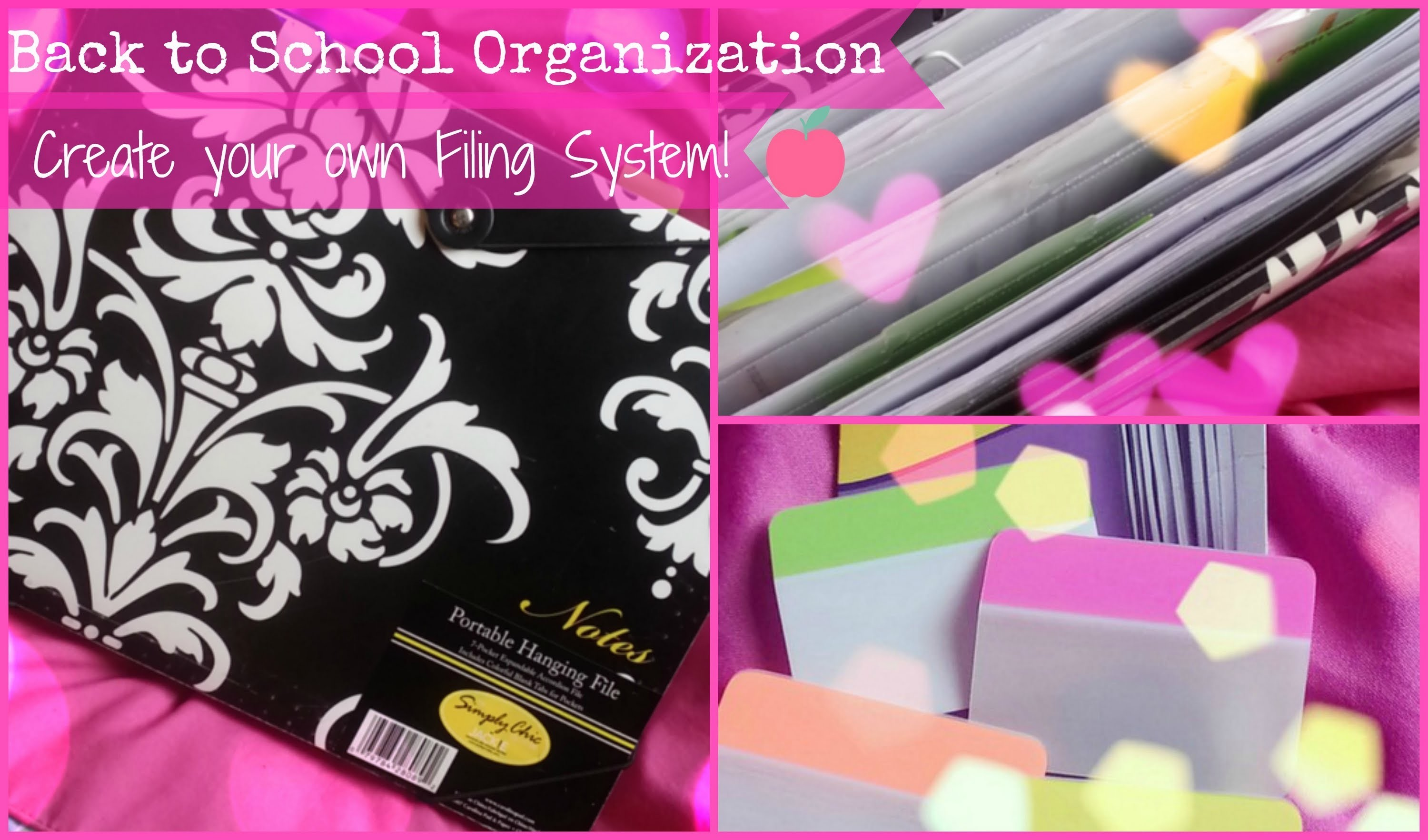♥ How to Organize your School Notes! ♥