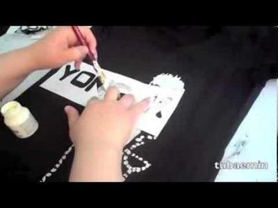KPOP DIY: B.A.P Yongguk - speed drawing