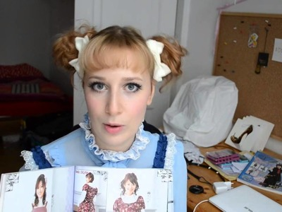 ☆♥♫~Sewing your first dress - How to get your first Lolita dress~♫♥☆