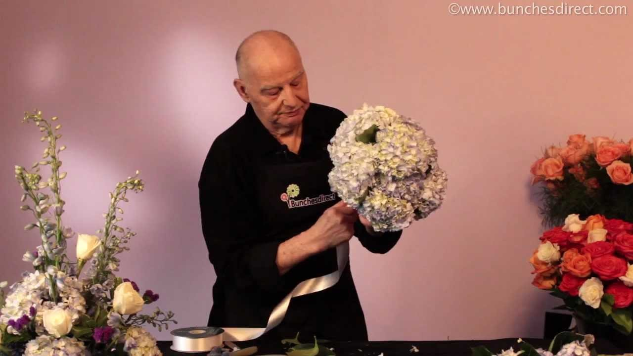Celebrity Inspired Wedding Flowers   Carrie Underwood