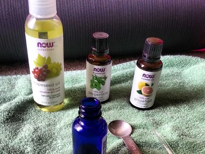 DIY: How to create Custom Essential Oil Blends