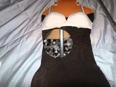 D.I.Y. Mannequin. Dress Form FOR FREE