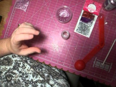 Homemade Glitter Glue and Glitter Swap info