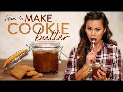 How to Make Homemade Cookie Butter | Eat the Trend