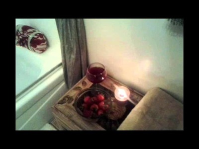 How to turn your bathroom into a romantic escape  Flikr of Essence