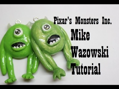 Pixar's Mike Wazowski Tutorial (02.26.13)