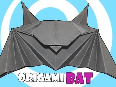 DIY: Printing Paper Origami Bat Tutorial (Origamite)