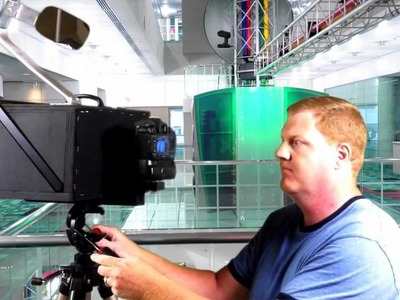 How-To: $65 DIY Teleprompter