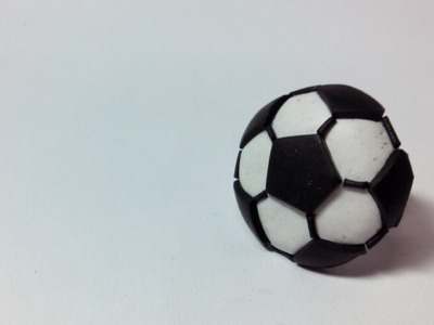 How To Make a Cool Soccer Ball Ring - DIY Style Tutorial - Guidecentral