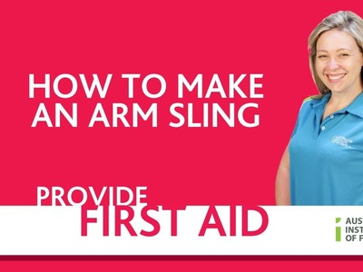 How to Make an Arm Sling