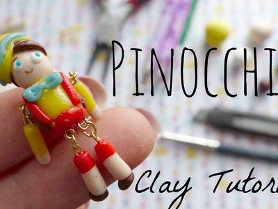 Pinocchio Clay Tutorial   CraftyBowtie