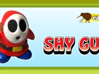 Polymer Clay Fimo - Shy Guy. Maskass - *easy Tutorial*