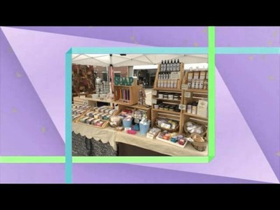 DIY Craft Show Displays - Farmers Markets - Vendor Booths by Skinplicity