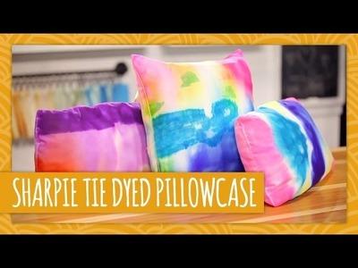 DIY Tie-Dyed Pillowcase - HGTV Handmade