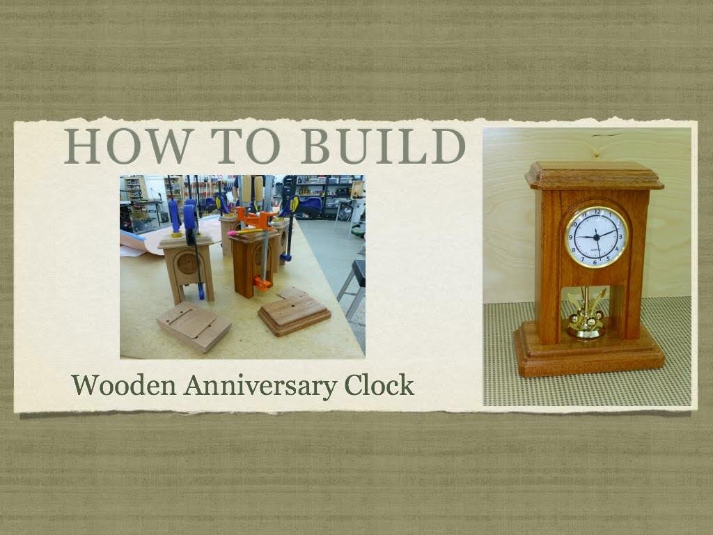 How To Build A Desk Clock