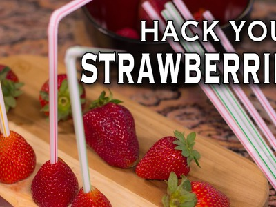 How to Hack Strawberries