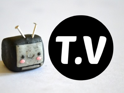 How To: Kawaii Polymer Clay T.V!