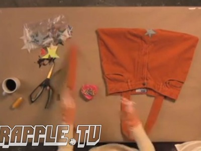 How to Make a Purse From Old Pants [Rehab]