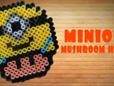 MINION PERLER Mushroom Head (Stop Motion)