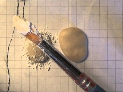 Tip how to deal with to much oil in polymer clay & it keeps your clay clean